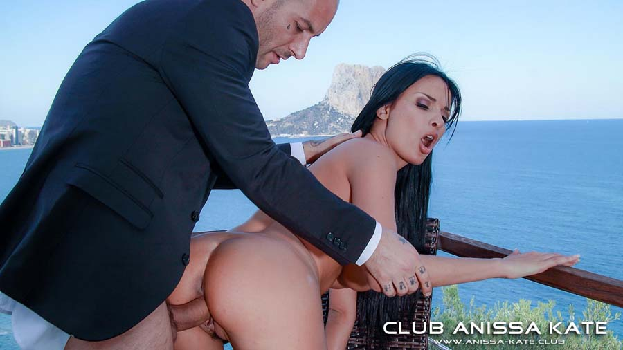 Anissa Kate French Maid